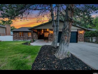 Sandy UT Single Family Home For Sale: $599,900