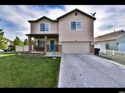 Spanish Fork Single Family Home For Sale: 274 S 1050 W