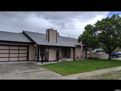 Price UT Single Family Home For Sale: $197,500
