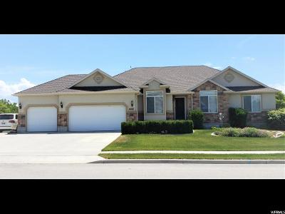 Highland Single Family Home For Sale: 6067 W 9680 N