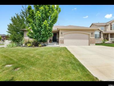 Lehi Single Family Home For Sale: 2588 W 2350 N