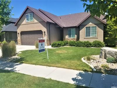 Eagle Mountain Single Family Home For Sale: 2033 E Pine Cone Rd #209