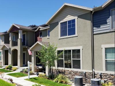 Herriman Townhouse For Sale: 14603 Auroral Way