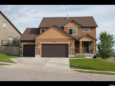 Lehi Single Family Home For Sale: 2041 W Woodview Dr