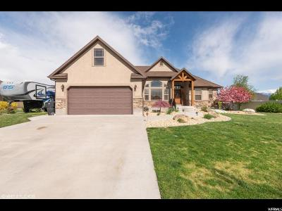 Tremonton Single Family Home For Sale: 826 N 400 E