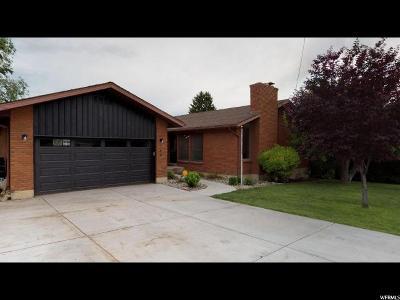 Pleasant Grove Single Family Home For Sale: 790 E 900 S