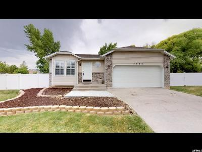 Riverton Single Family Home Under Contract: 3035 W 13200 S
