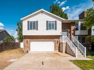 Lehi Single Family Home For Sale: 1612 N 1150 W