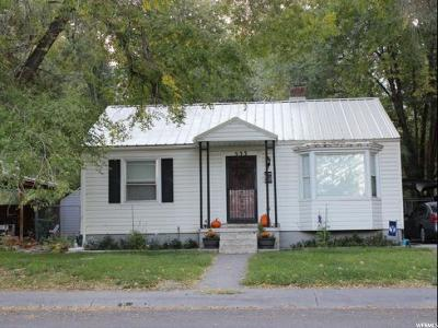 Provo Single Family Home For Sale: 533 Utah Ave