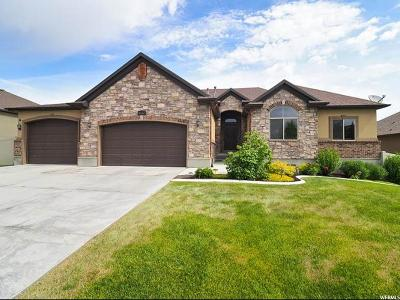 West Jordan Single Family Home Under Contract: 6222 W Swan Ridge Way S