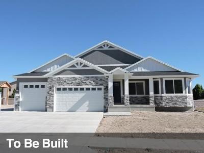 South Jordan Single Family Home For Sale: 2631 W Titans Ct