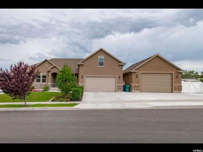 Lehi Single Family Home For Sale: 3053 N 1120 W