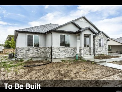 Herriman Single Family Home For Sale: 5707 W Blue Creek Dr