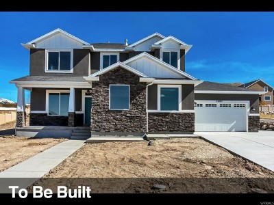 Herriman Single Family Home For Sale: 5737 W Blue Creek Dr