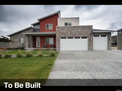 Herriman Single Family Home For Sale: 5799 W Blue Creek Dr