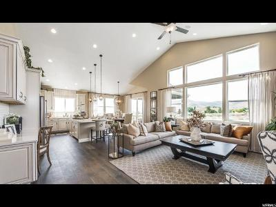 Herriman Single Family Home Under Contract: 7287 W Ansel Ave S #301