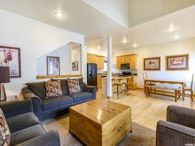 Park City Townhouse For Sale: 5466 Bobsled Blvd