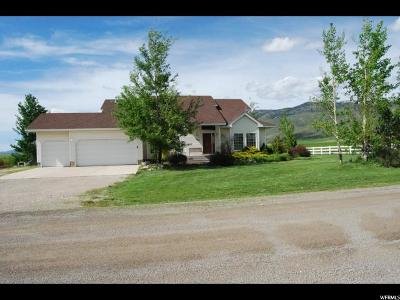 Single Family Home For Sale: 610 Red Canyon Rd
