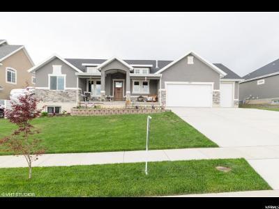 Saratoga Springs Single Family Home For Sale: 183 E Heppler Ln