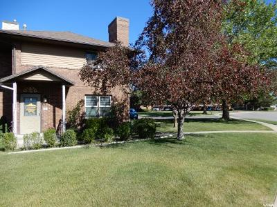 South Ogden Single Family Home Under Contract: 5665 S 1475 E #5F