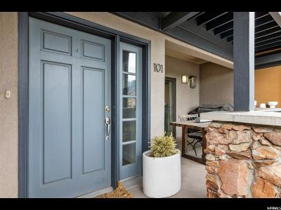 Provo Condo For Sale: 5005 N Edgewood Dr #101