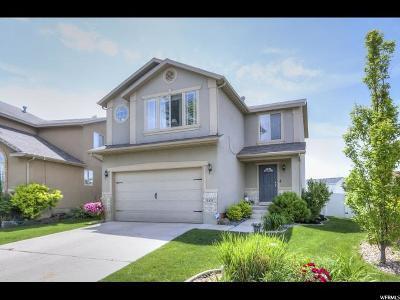 Lehi Single Family Home For Sale: 3421 Colony Cv