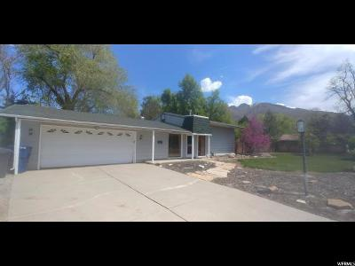 Cottonwood Heights Single Family Home For Sale: 3019 E 7070 S