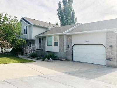 Riverton Single Family Home For Sale: 13073 S 2980 W