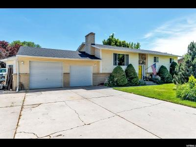 Farr West Single Family Home Under Contract: 2063 W 2500 N