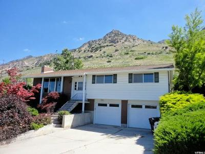 Brigham City Single Family Home Under Contract: 806 Highland Blvd