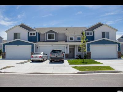 Hyrum Townhouse For Sale: 1416 E 340 S #32