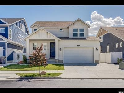 South Jordan Single Family Home Under Contract: 10728 S Harvest Pointe Dr W