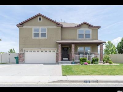 Lehi Single Family Home For Sale: 651 S Jordan Way