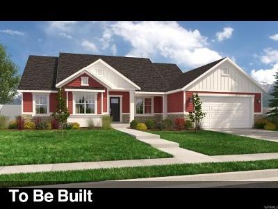 Mapleton Single Family Home For Sale: 787 N 300 W #14