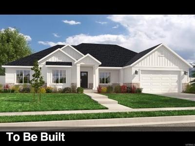 Mapleton Single Family Home For Sale: 755 N 300 W #15