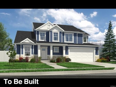 Mapleton Single Family Home For Sale: 723 N 300 W #16