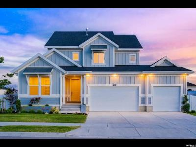 Lehi Single Family Home For Sale: 733 W 2920 N