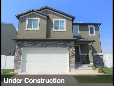 West Jordan Single Family Home Under Contract: 7897 S Eros Ct W #96
