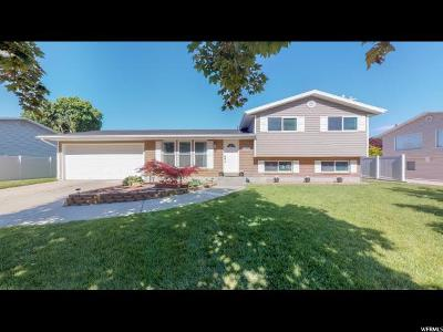 Springville Single Family Home For Sale: 1168 S 550 E
