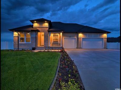 West Jordan Single Family Home For Sale: 9297 S Michal Robert Ln