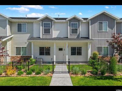 Logan Townhouse Under Contract: 466 W 1595 N #102
