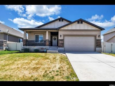 Lehi Single Family Home For Sale: 2407 W 2150 N