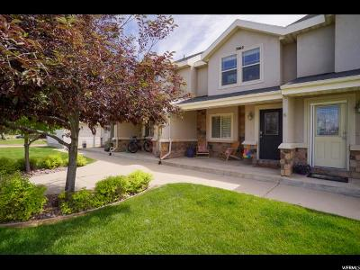 South Weber Townhouse Under Contract: 7462 S 1550 E