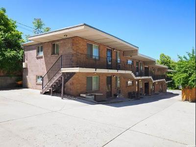 Salt Lake City Multi Family Home For Sale: 369 S 1000 E