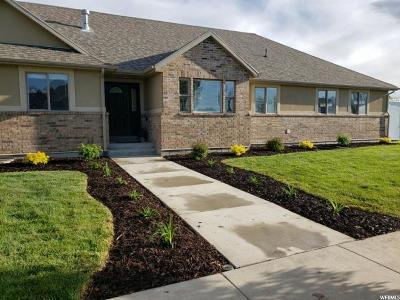 Riverton Single Family Home Under Contract: 1509 W 12040 S
