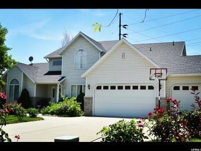 Salt Lake City Single Family Home For Sale: 1717 N Earnshaw Ln