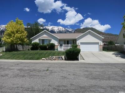 Pleasant Grove Single Family Home Under Contract: 363 S 1100 E