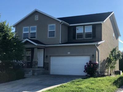 Herriman Single Family Home Under Contract: 13136 S Woods Pk Dr