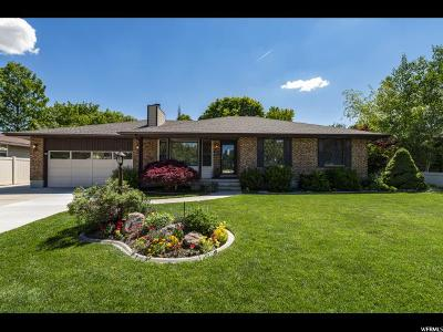 Sandy Single Family Home For Sale: 1638 Budding Dr
