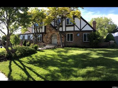 Sandy Single Family Home For Sale: 2231 E 11620 S